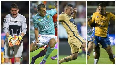 Estos son los inesperados 11 villanos de la fecha uno en la Liga MX