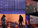 Exhibición interactiva que te permite sumergirte y ser parte del arte