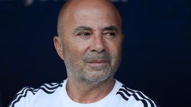 Santos anuncia la salida del técnico argentino Jorge Sampaoli