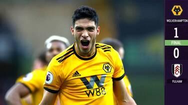 ¡Muchas máscaras en un nuevo triunfo! Wolverhampton derrotó Fulham