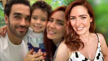 Ariadne Díaz no permitirá que su hijo se vuelva actor infantil y explica los motivos