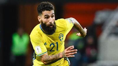 Suecia enfrentará a Chile pensando en México, según Jimmy Durmaz