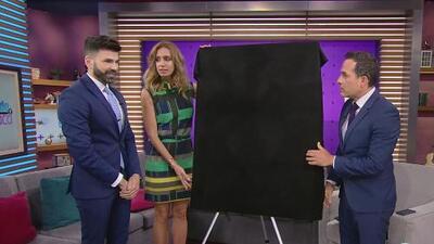 Jomari Goyso se 'desnudó' en el show y nos dio una gran primicia