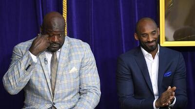 Kobe reaviva su pelea contra Shaq