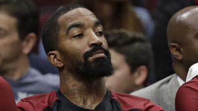 Termina la relación entre J.R. Smith y los Cleveland Cavaliers