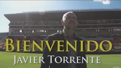 ¡Bienvenido Javier Torrente! Así fueron los primeros pasos del argentino en el estadio Morelos