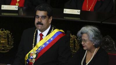 """Exclusiva: Juan Guaidó dice que """"hay una amnistía sobre la mesa"""" para Nicolás Maduro y otros altos mandos"""