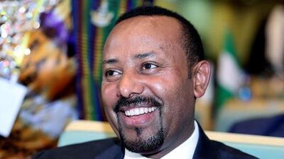 Primer ministro etíope recibe el Nobel de la Paz 2019 por su empeño en resolver el conflicto con la vecina Eritrea