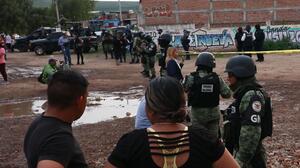 Grupo armado mata a 24 personas en un centro de rehabilitación en Guanajuato, el estado más violento de México