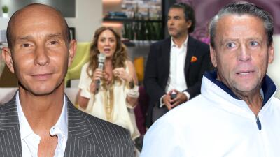 Erik Rubín saca la cara por Andrea Legarreta y Raúl Araiza exige una disculpa para ella