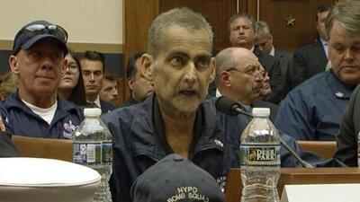 Cientos de personas dan el último adiós a Luis Álvarez, héroe del 9/11 que murió de cáncer