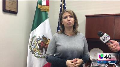 Por concluir gestión de la Cónsul de México para Las Carolinas