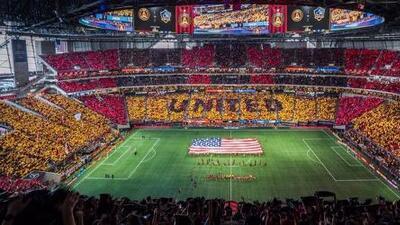 Atlanta espera a una multitud de aficionados del América en el partido por Campeones Cup