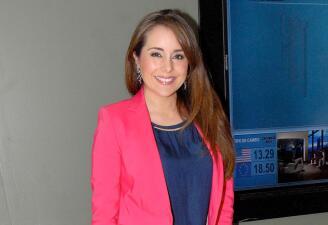 Karyme Lozano celebra su cumpleaños alejada de las telenovelas y muy cerca de Dios