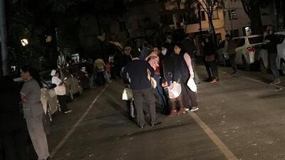 Una noche de alerta en México tras el fuerte terremoto que estremeció el país
