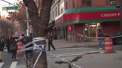 Muere el joven de 20 años que fue apuñalado en el torso fuera de una pizzería en Harlem