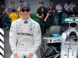 Esteban Gutiérrez homenajeó a Ayrton Senna en Sao Paulo