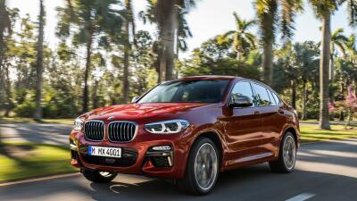 BMW X4 2019: más grande, baja y ancha