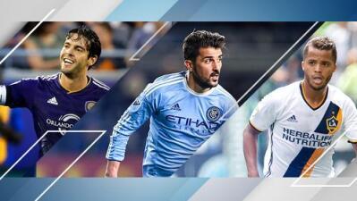 Top 10: Las estrellas a seguir en la temporada 2017 de la MLS