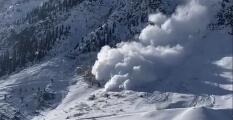 132 avalanchas en dos días y tres muertos: peligro en la extrema temporada de nieve en Colorado