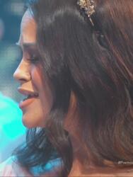 Natti Natasha confirma su embarazo en Premio Lo Nuestro
