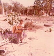 Larry Hernández: un recorrido por sus fotos a lo largo de 40 años
