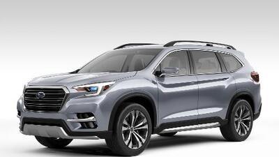 Fotos: Subaru Ascent SUV Concept
