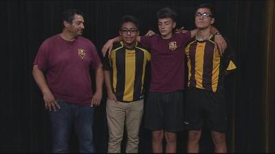 Golden Boys va por la Copa Oro