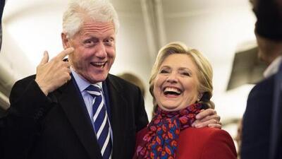 Hillary Clinton revela que lo más valiente que ha hecho fue haberse quedado en su matrimonio