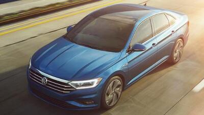 Volkswagen presentó un Jetta completamente nuevo en Detroit 2018