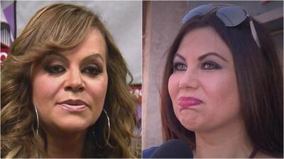 Reportera perdió hasta la casa por preguntar sobre el video sexual de Jenni Rivera