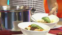 Receta para preparar un caldo saludable y nutritivo