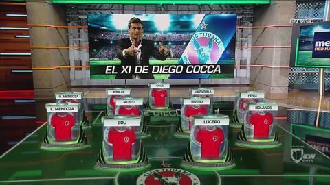Así formará Diego Cocca para salir a hacer valer su localía en Tijuana