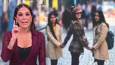 Karla le mandó un mensaje en TV a sus hijas tras recordar en el show los amores de infancia