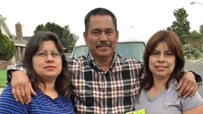 """""""Un hombre de buen corazón"""", así describen al buen samaritano que murió en una autopista de California"""
