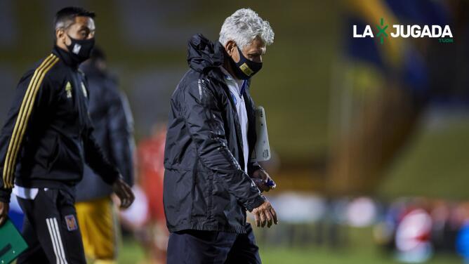 El Color | Así vivieron los entrenadores el Tigres vs Toluca