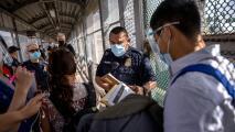 Hondureño logra entrar a Estados Unidos tras vivir dos años bajo el programa MPP