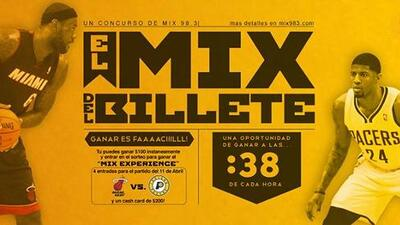Gana facil con El Mix Del Billete!