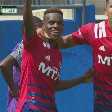 ¡Gol del 'Soldado'! Jáder Obrian empata 1-1 y le da respiro al FC Dallas