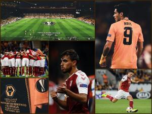 Cae Wolverhampton ante Braga en su primer partido de la UEFA Europa League