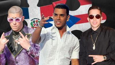Cantantes urbanos de Puerto Rico y República Dominicana son #1 con 'Un solo movimiento'