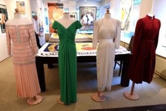 Vestidos de princesa Diana serán subastados