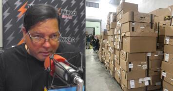 """""""¿Y por qué mezclan votos vivos con basura?"""" Cuestionan a comisionado electoral del PNP por denuncias de Charlie Delgado"""