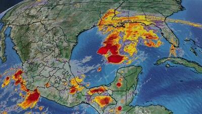 Marejadas, lluvias e inundaciones afectarán las costas del oeste de Florida, Mississippi y Alabama este fin de semana