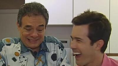 Así mostró José José su casa en Miami en una entrevista realizada en 2008