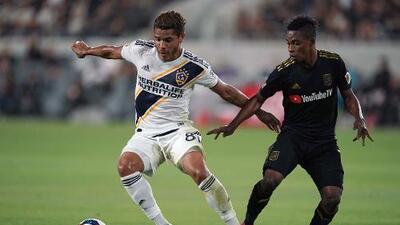 """Jonathan dos Santos tras otro épico Derby de LA: """"Yo creo que esté es el mejor partido de la MLS"""""""