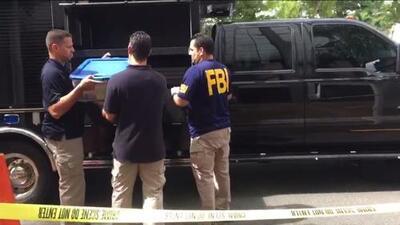 (VIDEO) Imágenes del allanamiento del FBI  en la Torre Municipal de San Juan