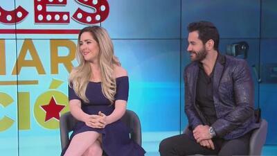 'La doble vida de Estela Carrillo', la nueva telenovela que Univision transmitirá desde este lunes