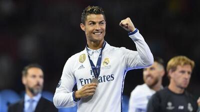 "Cristiano sobre Messi: ""Yo he ganado Champions con clubes diferentes"""