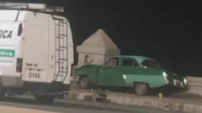 Ya son cuatro las víctimas mortales confirmadas por trágico accidente en el malecón de La Habana, Cuba